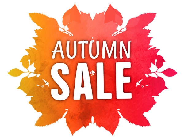 AUTUMN SALE 2017